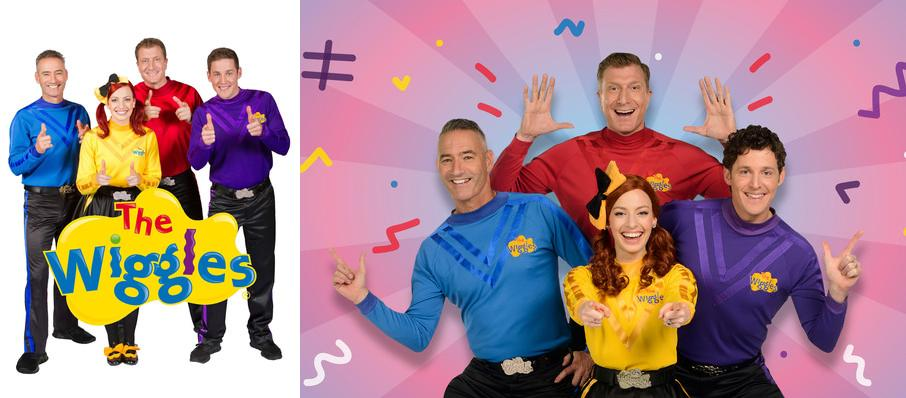 The Wiggles at Revention Music Center
