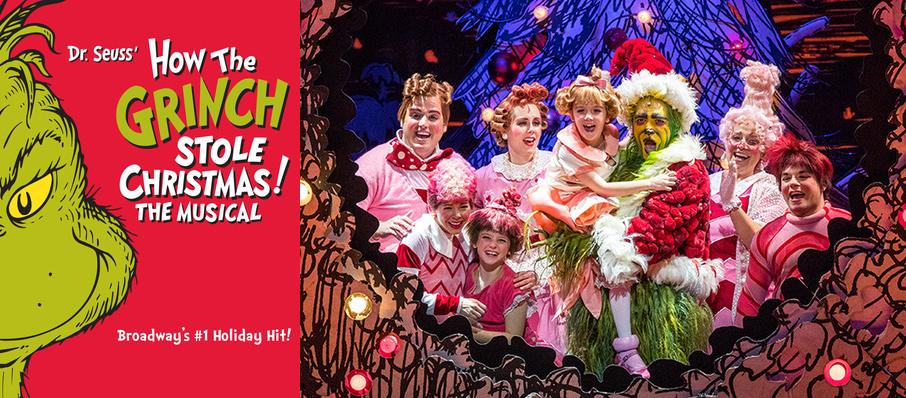 How The Grinch Stole Christmas at Jones Hall for the Performing Arts