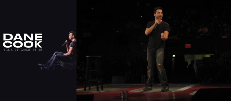Dane Cook at Revention Music Center