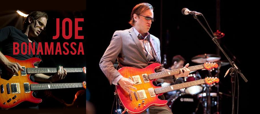Joe Bonamassa at Smart Financial Center