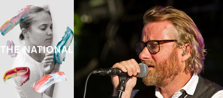 The National at White Oak Music Hall