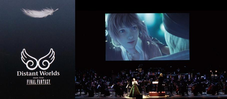 Distant Worlds: Music From Final Fantasy at Jones Hall for the Performing Arts