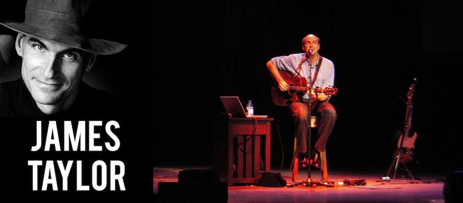 James Taylor at Toyota Center