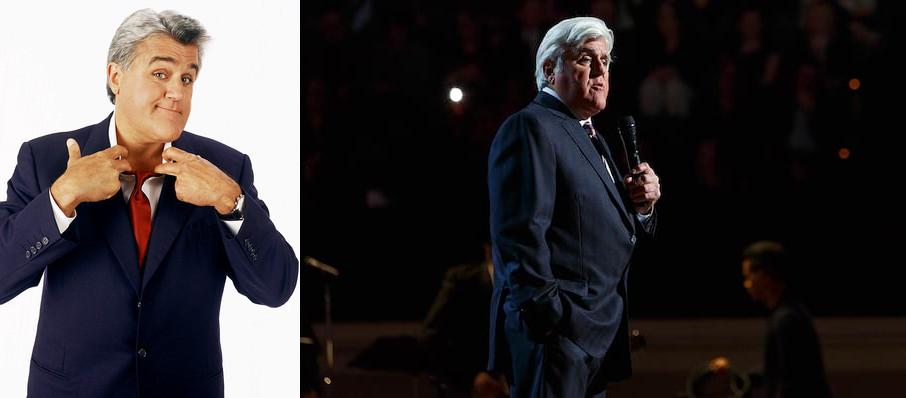 Jay Leno at Jones Hall for the Performing Arts