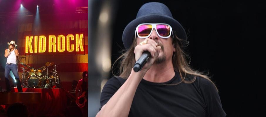 Kid Rock at Toyota Center