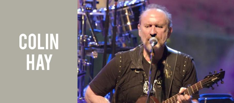 Colin Hay at The Heights
