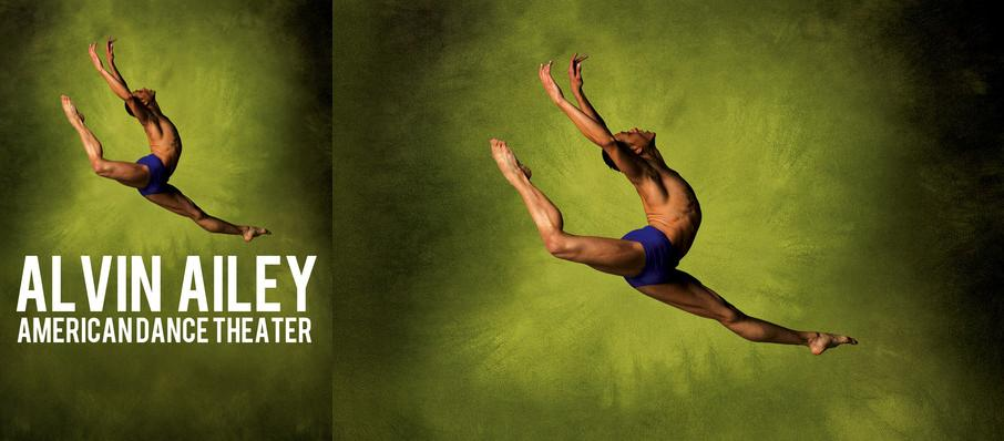 Alvin Ailey American Dance Theater at Jones Hall for the Performing Arts