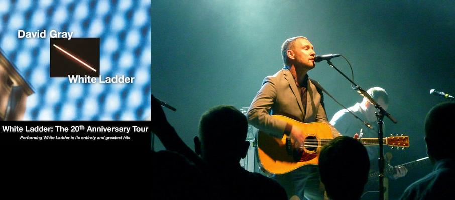 David Gray at Revention Music Center