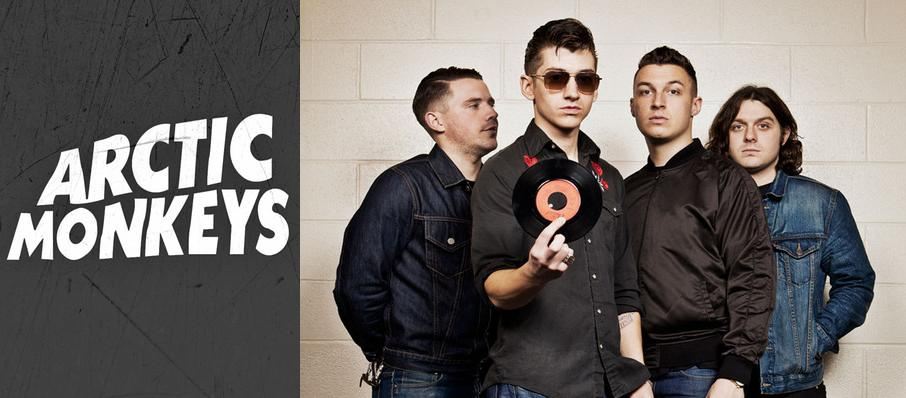 Arctic Monkeys at Revention Music Center