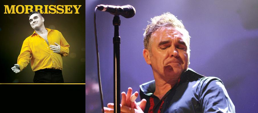 Morrissey at White Oak Music Hall