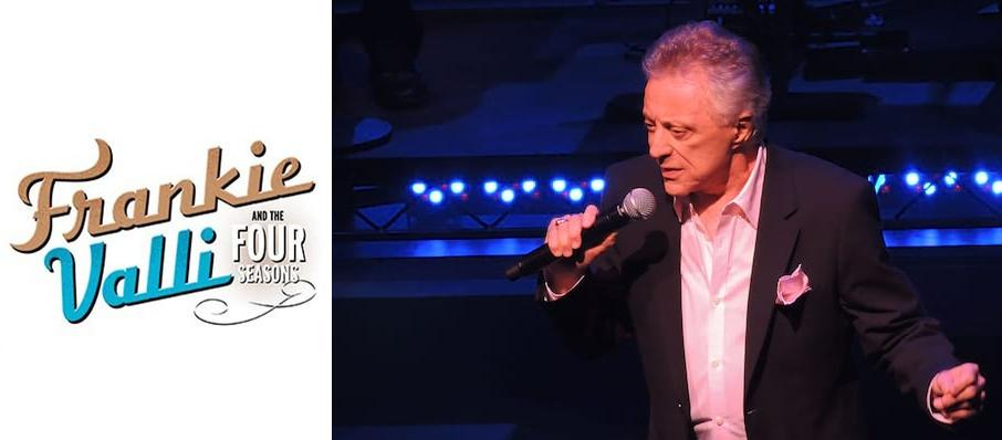 Frankie Valli & The Four Seasons at Smart Financial Center