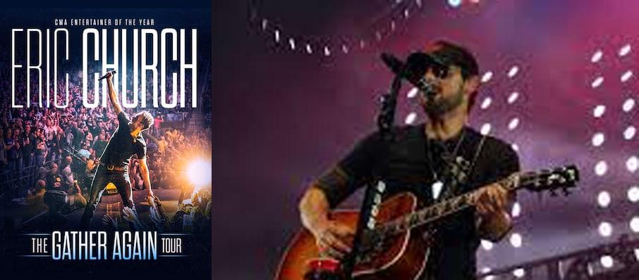 Eric Church at Cynthia Woods Mitchell Pavilion