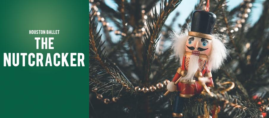 Houston Ballet - The Nutcracker at Brown Theater