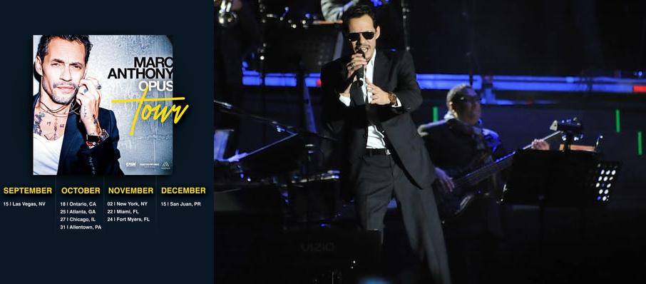 Marc Anthony at Smart Financial Center