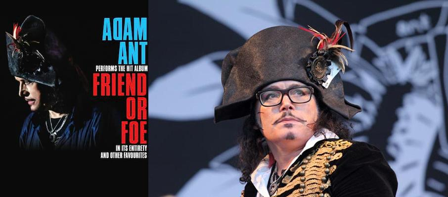 Adam Ant at Revention Music Center