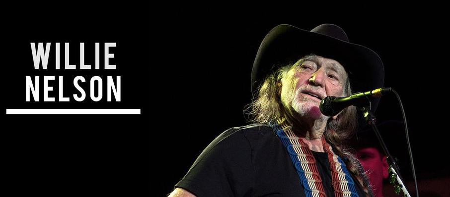 Willie Nelson at Smart Financial Center
