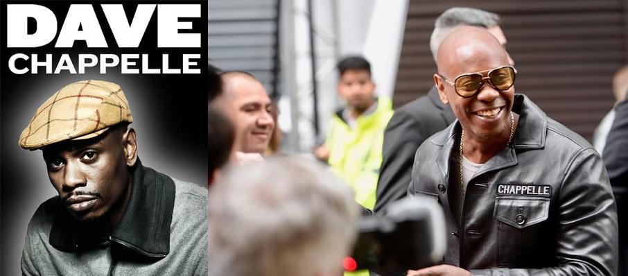 Dave Chappelle at Revention Music Center