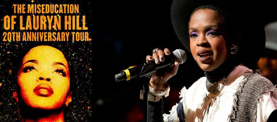 Lauryn Hill at Smart Financial Center