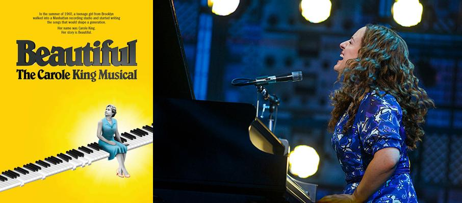 Beautiful: The Carole King Musical at Sarofim Hall