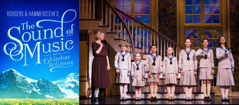 The Sound of Music at Jones Hall for the Performing Arts