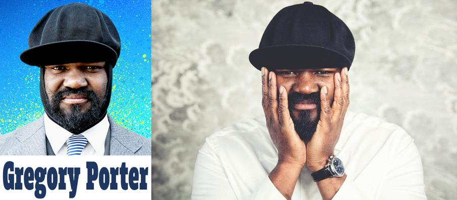 Gregory Porter at Revention Music Center