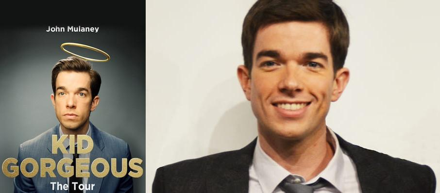John Mulaney at Revention Music Center