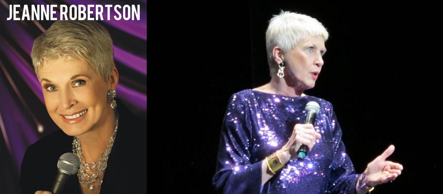 Jeanne Robertson at Revention Music Center