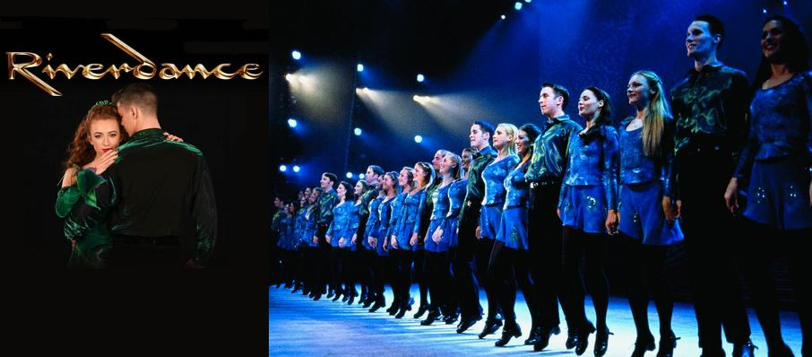 Riverdance at Sarofim Hall