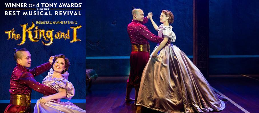Rodgers & Hammerstein's The King and I at Sarofim Hall