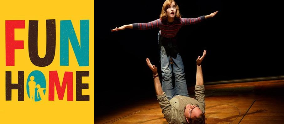 Fun Home at Sarofim Hall