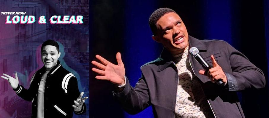 Trevor Noah at Smart Financial Center