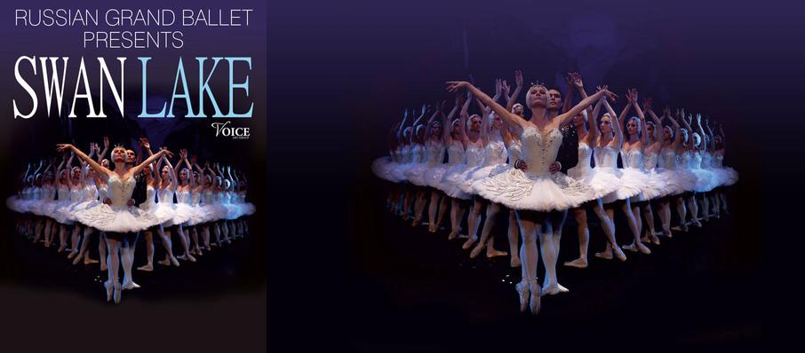 Russian Grand Ballet: Swan Lake at Cullen Theater