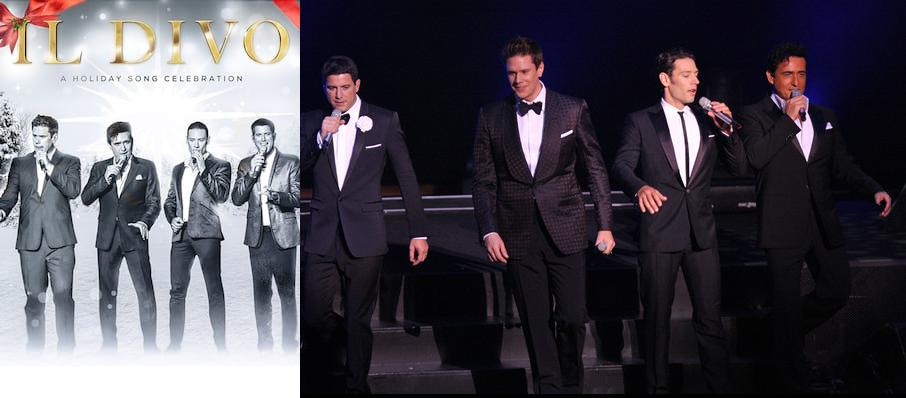 Il Divo at Smart Financial Center
