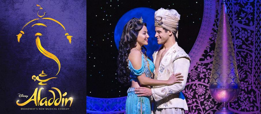 Aladdin at Sarofim Hall