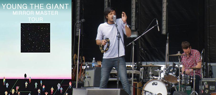 Young The Giant at White Oak Music Hall