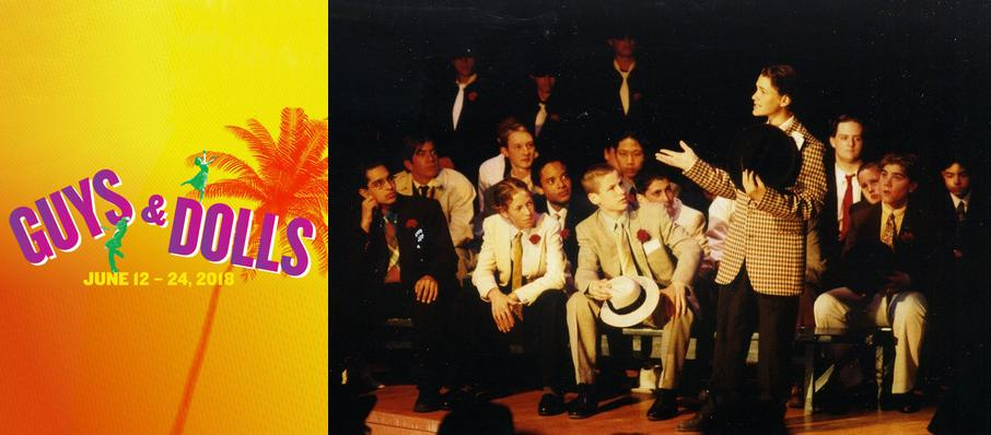 Guys And Dolls at Sarofim Hall