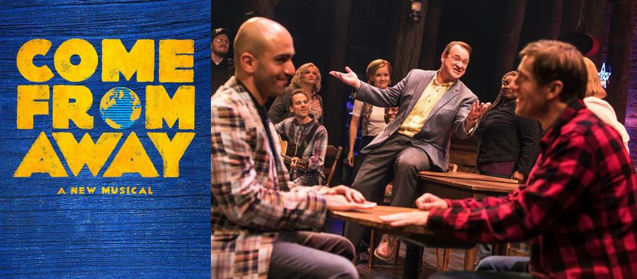 Come From Away at Sarofim Hall