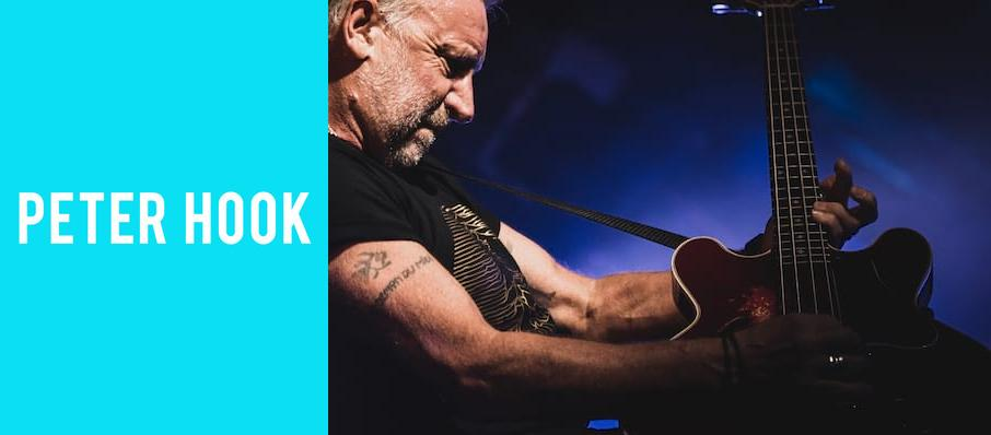 Peter Hook at Ballroom at Warehouse Live