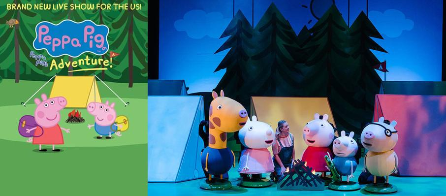 Peppa Pig Live at Smart Financial Center