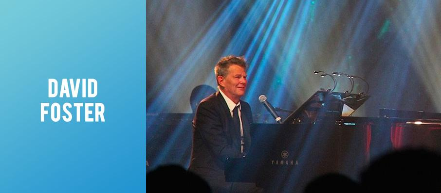 David Foster at Revention Music Center