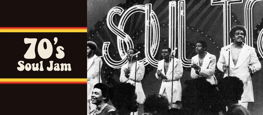70s Soul Jam at Smart Financial Center