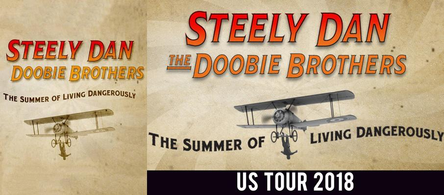 Steely Dan and The Doobie Brothers at Smart Financial Center