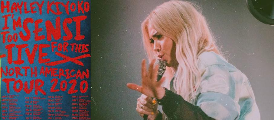 Hayley Kiyoko at Revention Music Center