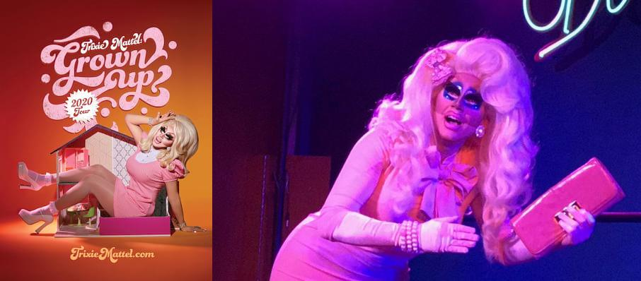 Trixie Mattel at Cullen Theater