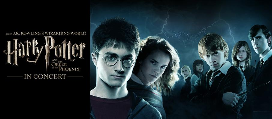 Harry Potter and the Order of the Phoenix in Concert at Jones Hall for the Performing Arts