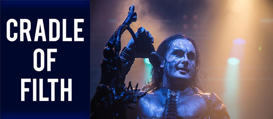 Cradle of Filth at House of Blues