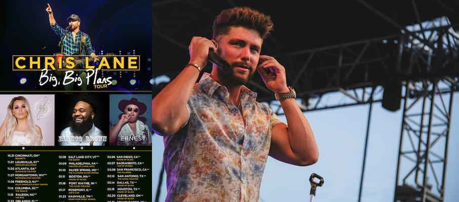 Chris Lane at House of Blues