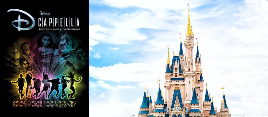 Disney's DCappella at Smart Financial Center