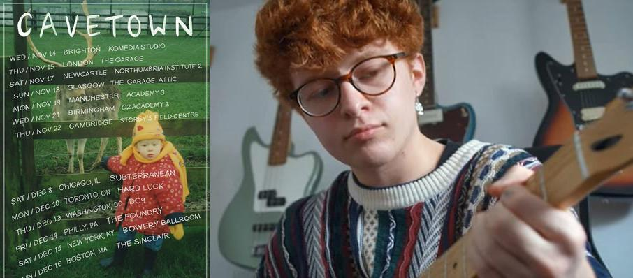 Cavetown at White Oak Music Hall