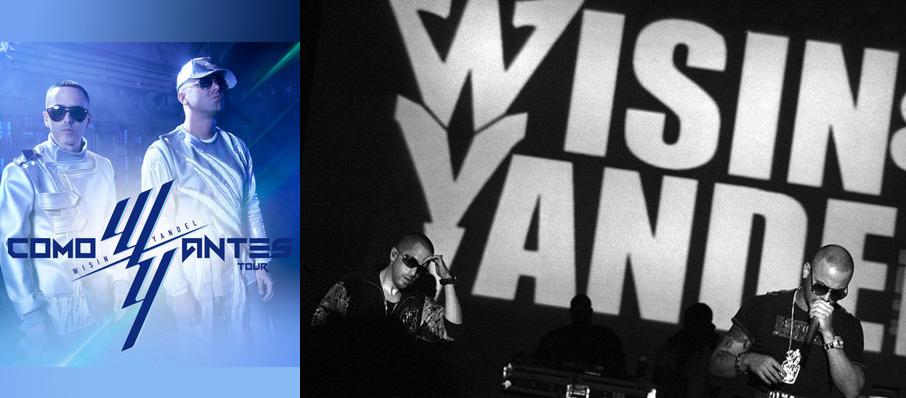 Wisin y Yandel at Smart Financial Center